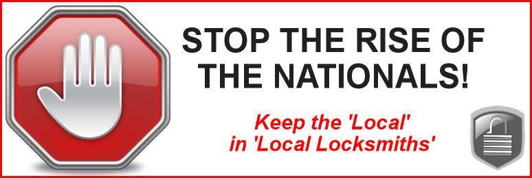 avoiding national locksmiths