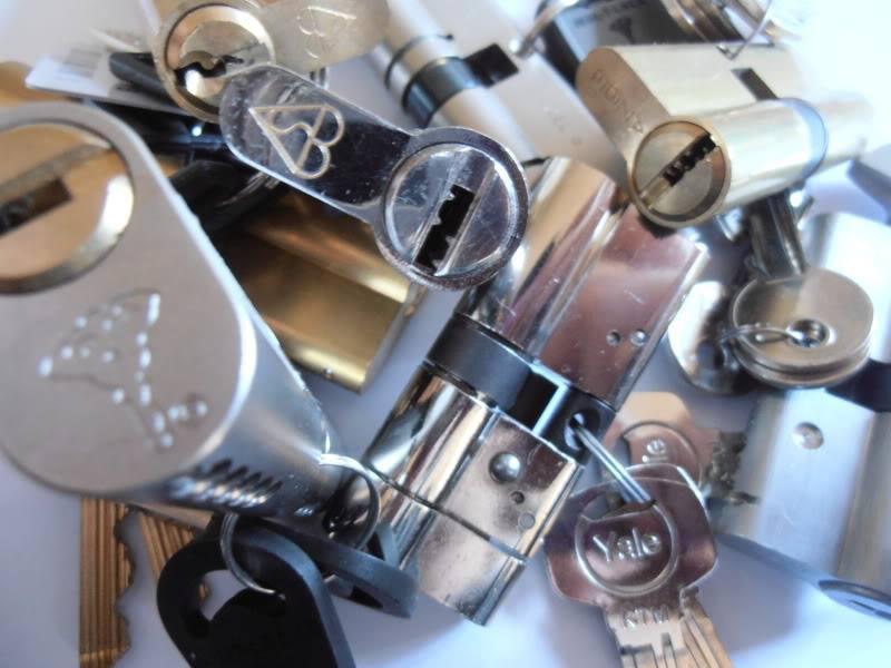 high secuirty locks
