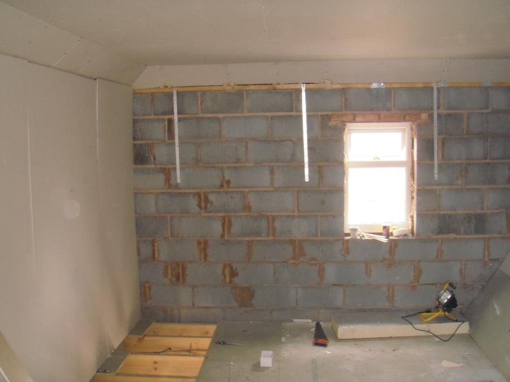 plastering a ceiling willenhall