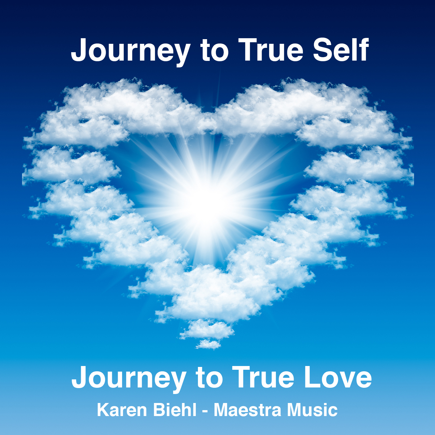 Journey to True Self: Journey to True Love (cd)