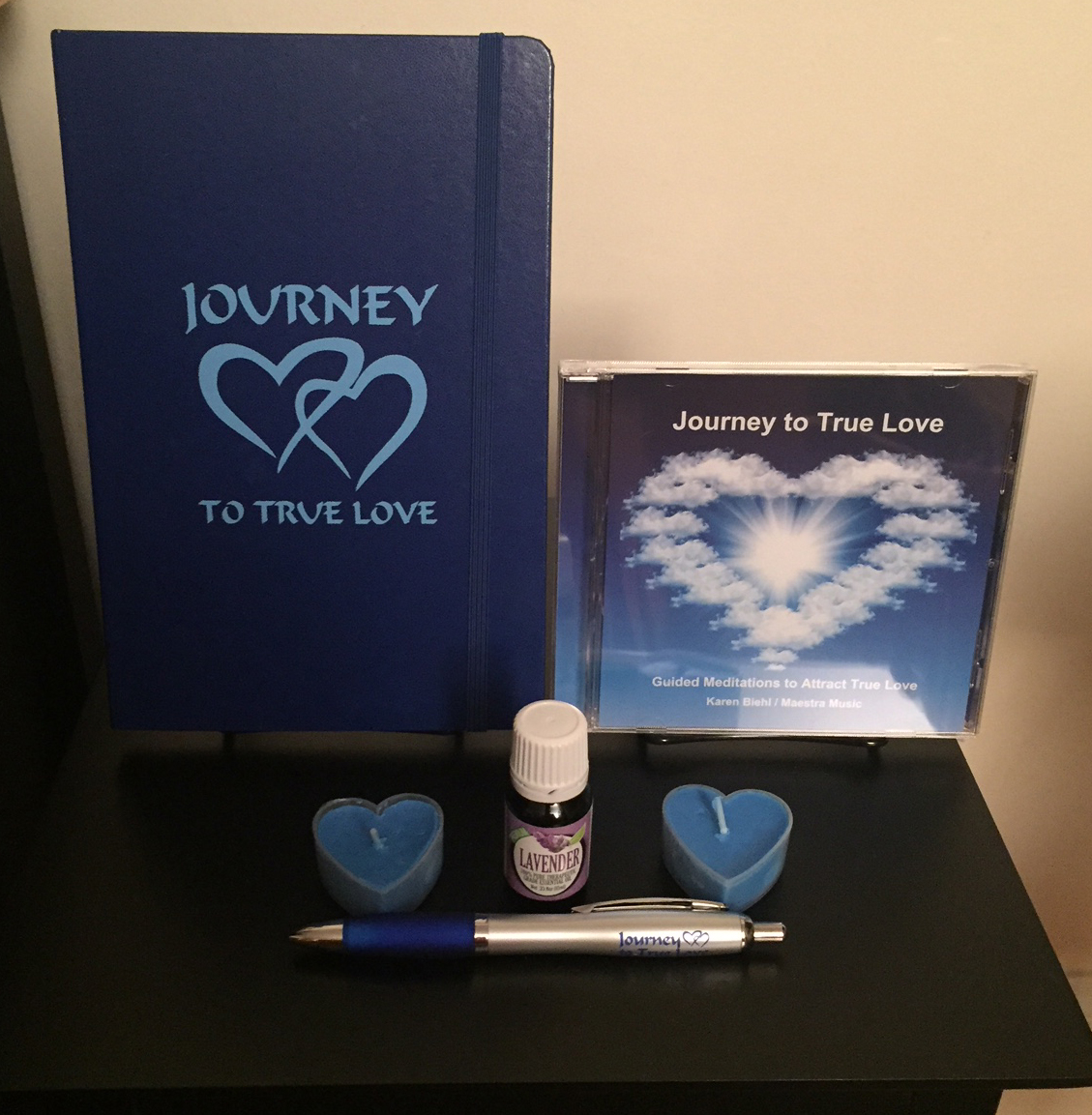 Journey to True Love: CD and Companion Journal