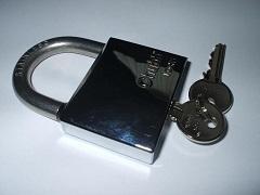 locks opened