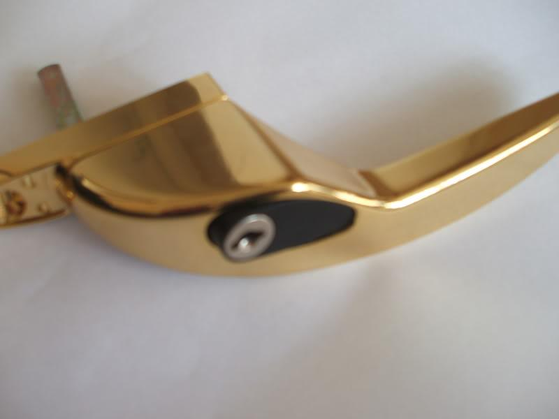 upvc window lock handles