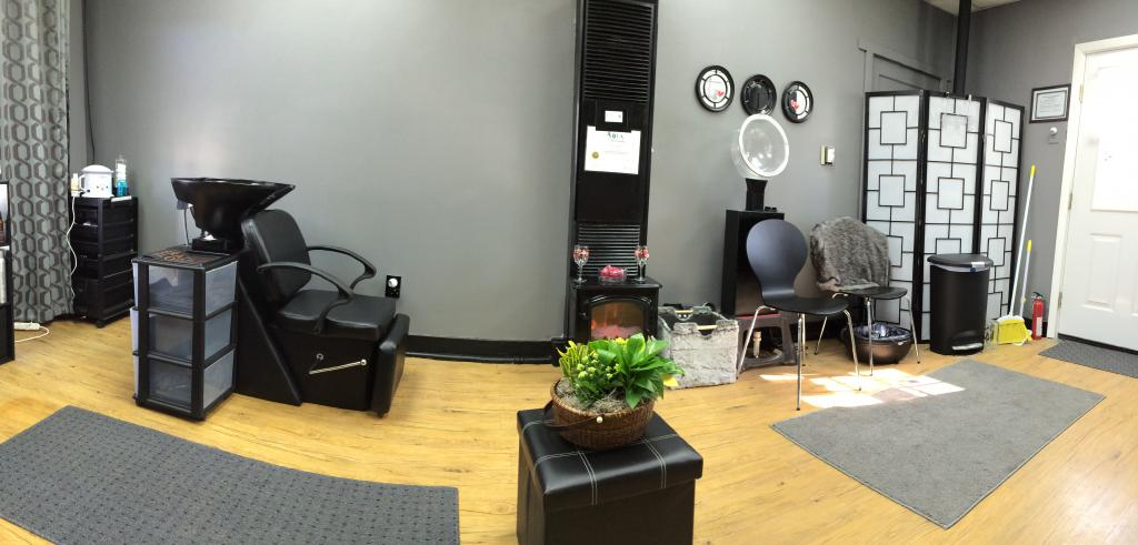 Home for 3rd avenue salon