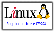 Linux Counter, England