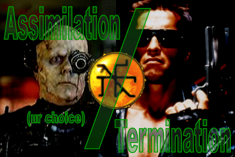 Assimilation or Termination