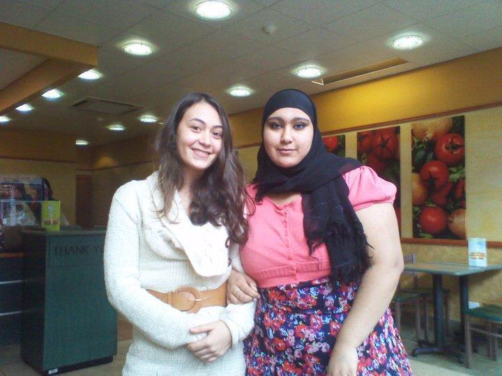 Mariana & Hina