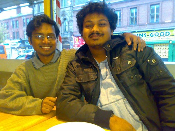 Rakshith & Naveen