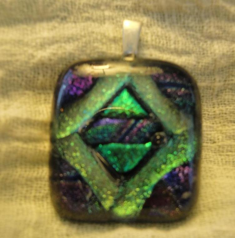 dichroic diamond