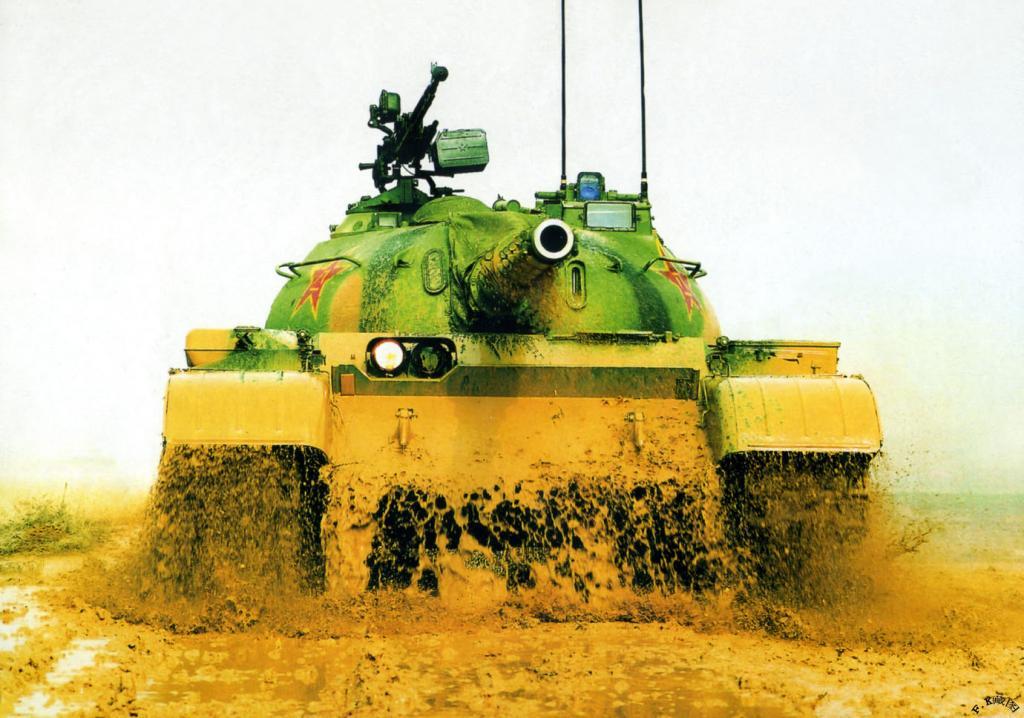 Т-55а 1/35 tamiya 35257 сборная модель танка интернет-магазин моделизм