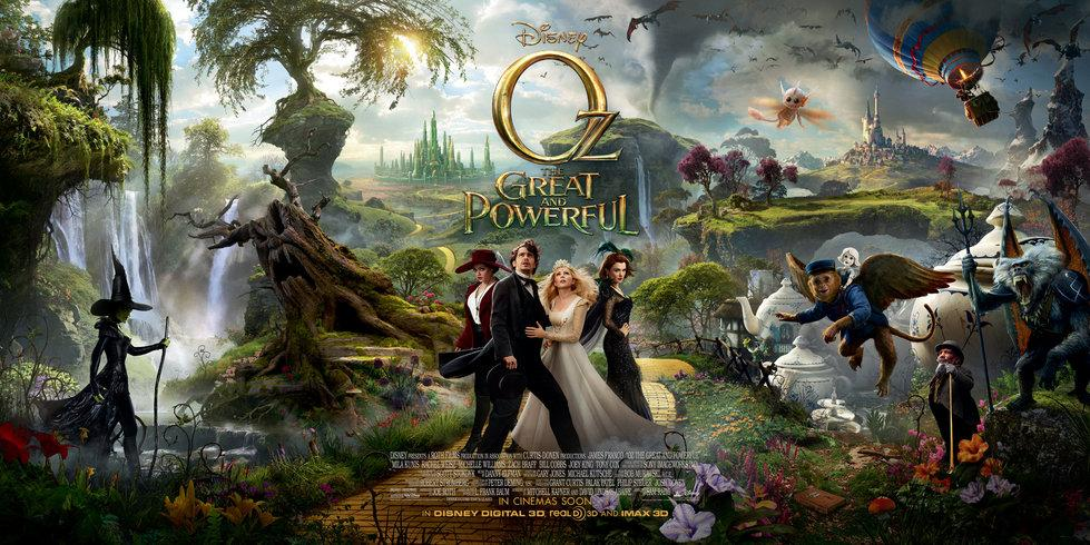 Download Oz The Great And Powerful Movie Online