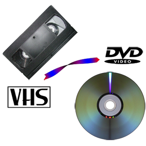 is there a machine that transfers vhs to dvd