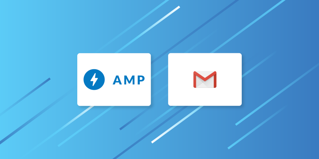 Gmail with AMP