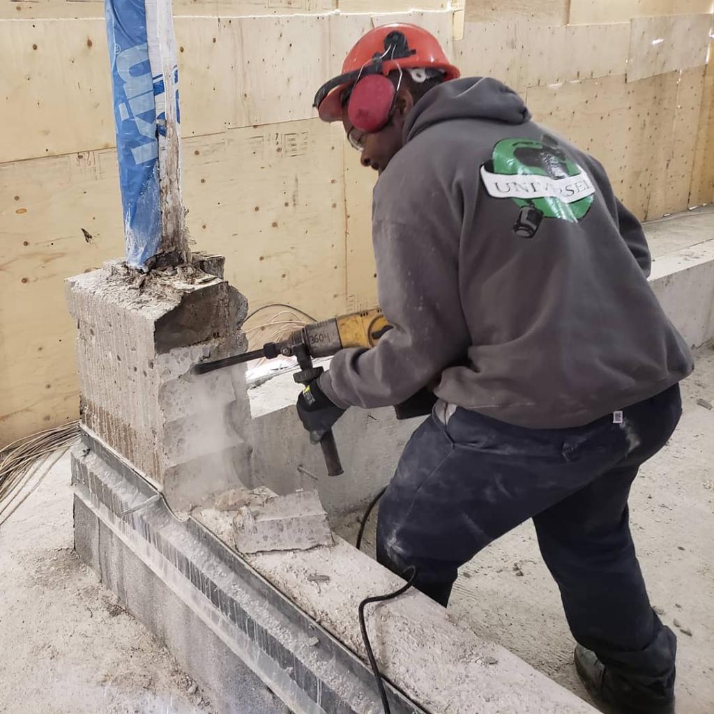 Entrepreneur en béton Montréal