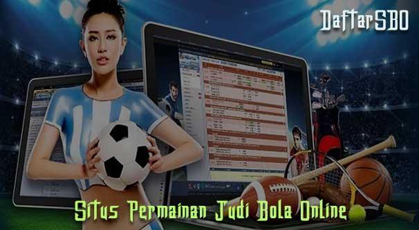 Situs Permainan Judi Bola Online